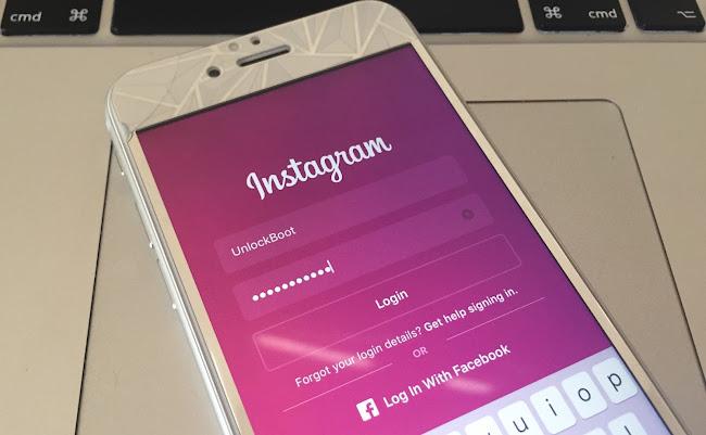 instagram not working iphone