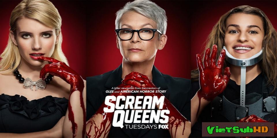 Phim Sát Nhân Trường Học (phần 2) Tập 6/13 VietSub HD | Scream Queens (season 2) 2016