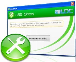 تحميل برنامج إظهار الملفات المخفية من الفلاش ميمورى USB Show 2018