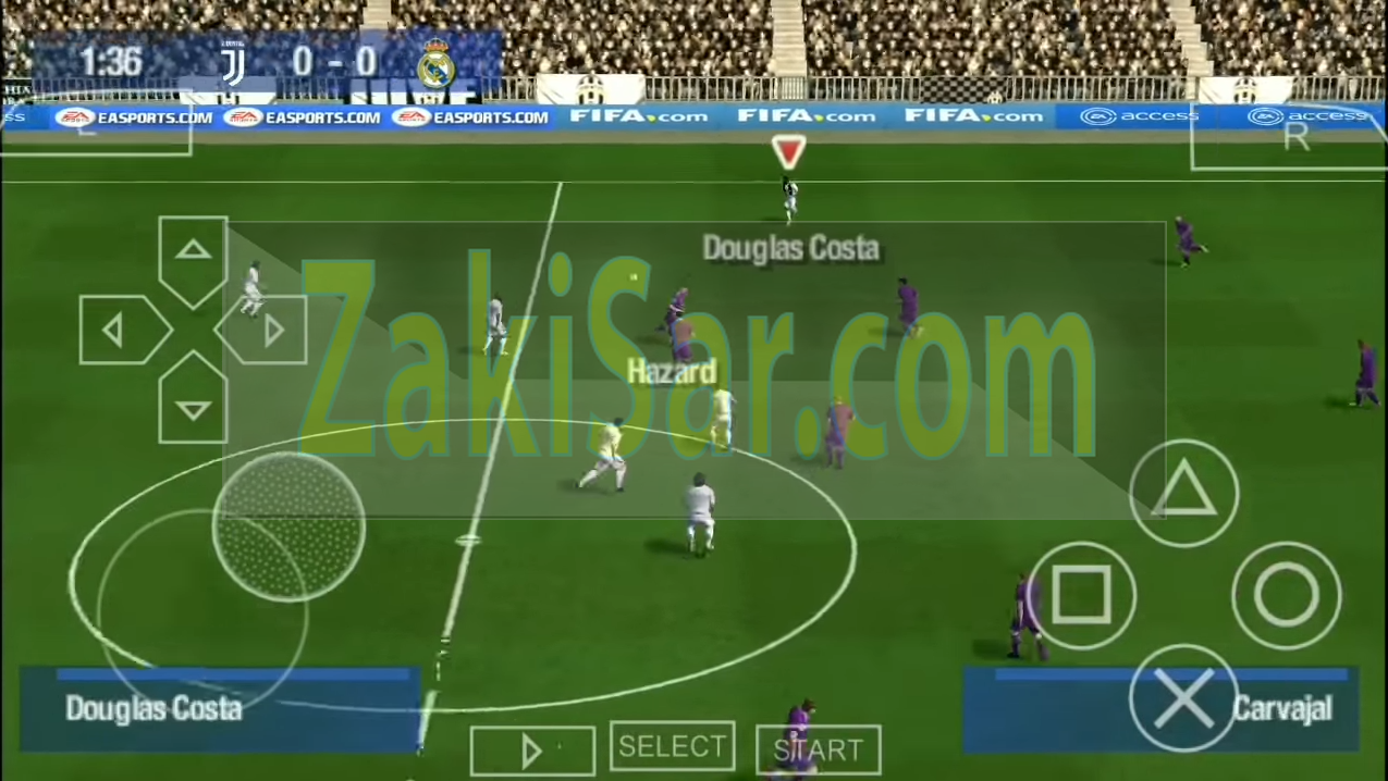 FIFA 19 PPSSPP Iso/Cso Android & PC Free Download | ZakiSar Com