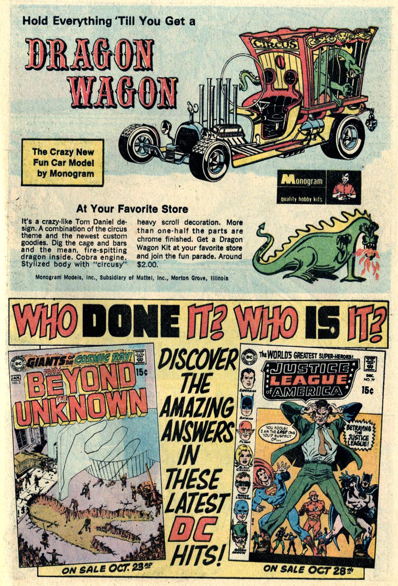 Detective Comics (1937) 394 Page 23