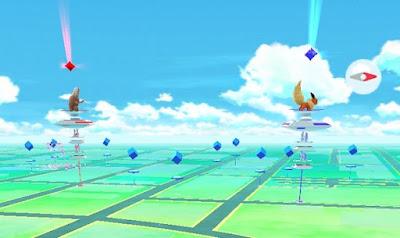 Gym, Prestige dan Defender Bonus Pokemon GO image