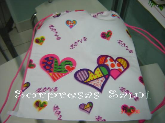 2822cf877 mochilas para sorpresas infantiles with sorpresas de cumpleaos infantiles