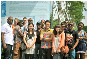 Global Economics Postgraduate Scholarship