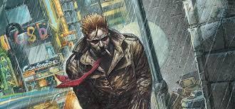 donna rita Na sua estante: HellBlazer - John Constantine, o capote do Diabo...