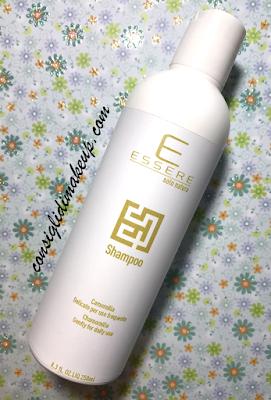 shampoo naturale camomilla