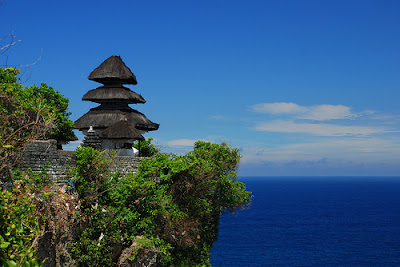 Uluwatu best place of Bali