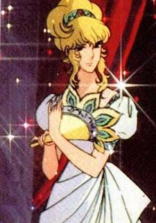 Lady Oscar la Rose de Versailles