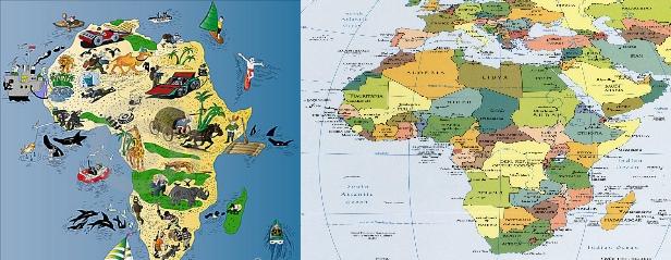 Afrika Gezilecek Yerler