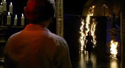 Inferno 1980 Dario Argento Irene Miracle movie still
