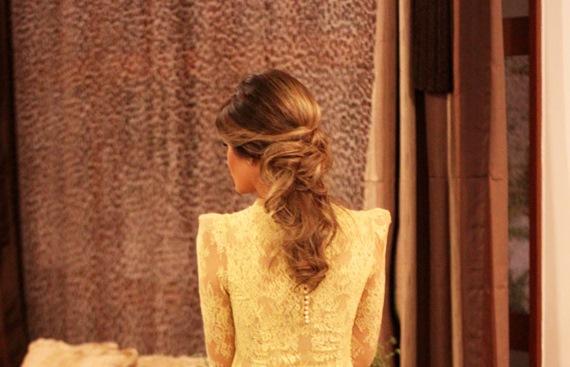 penteado de festa thássia naves