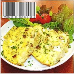 Tortilha de Batatas Simples e Fácil