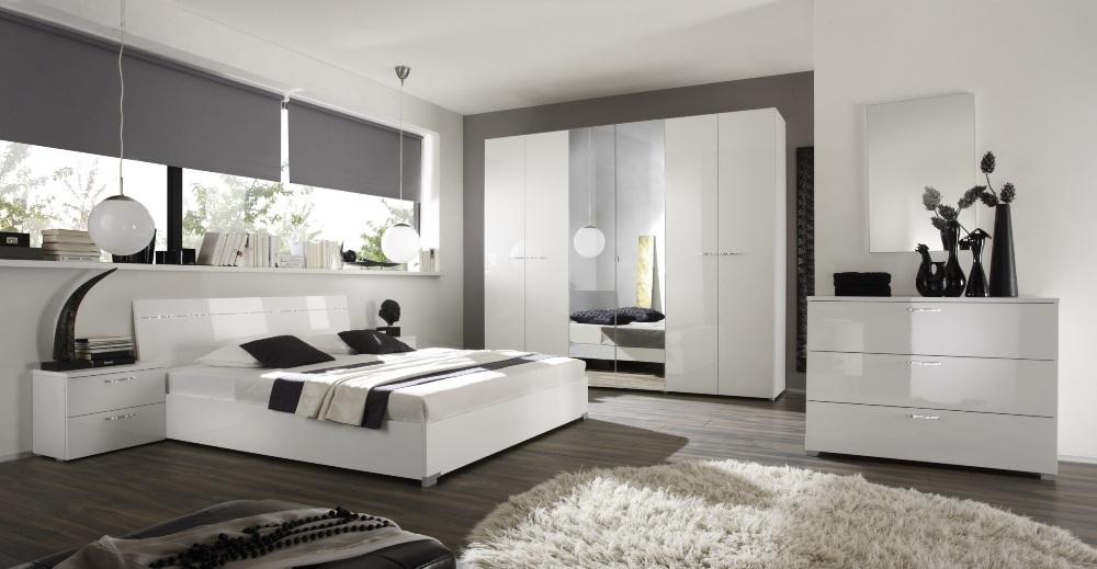 Cortinas para dormitorios ideas para decorar dormitorios for Camere moderne bianche