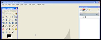 Cara Convert Gambar di GIMP 1