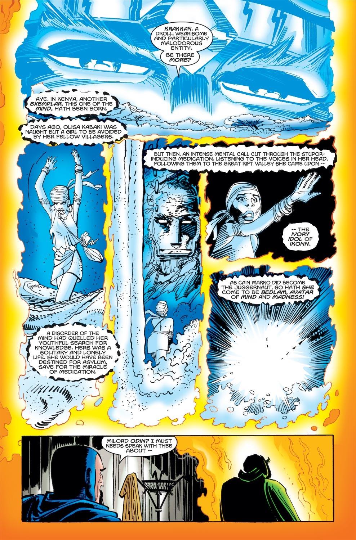 Thor (1998) Issue #17 #18 - English 17