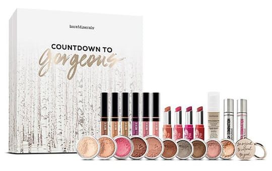 Beauty Advent Calendars 2016 Bare Minerals