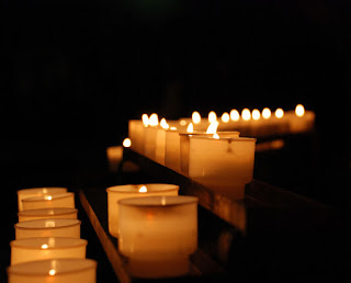 Photo of candles by Marco Caliulo