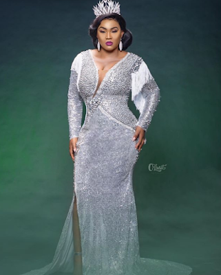 Actress Mercy Aigbe 40th Birthday