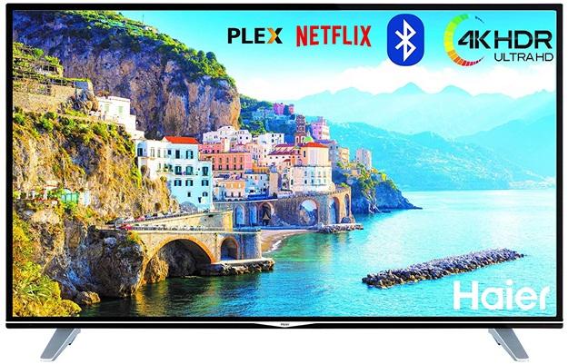 Haier U49H7000: panel 4K de 49'' + soporte HDR nativo