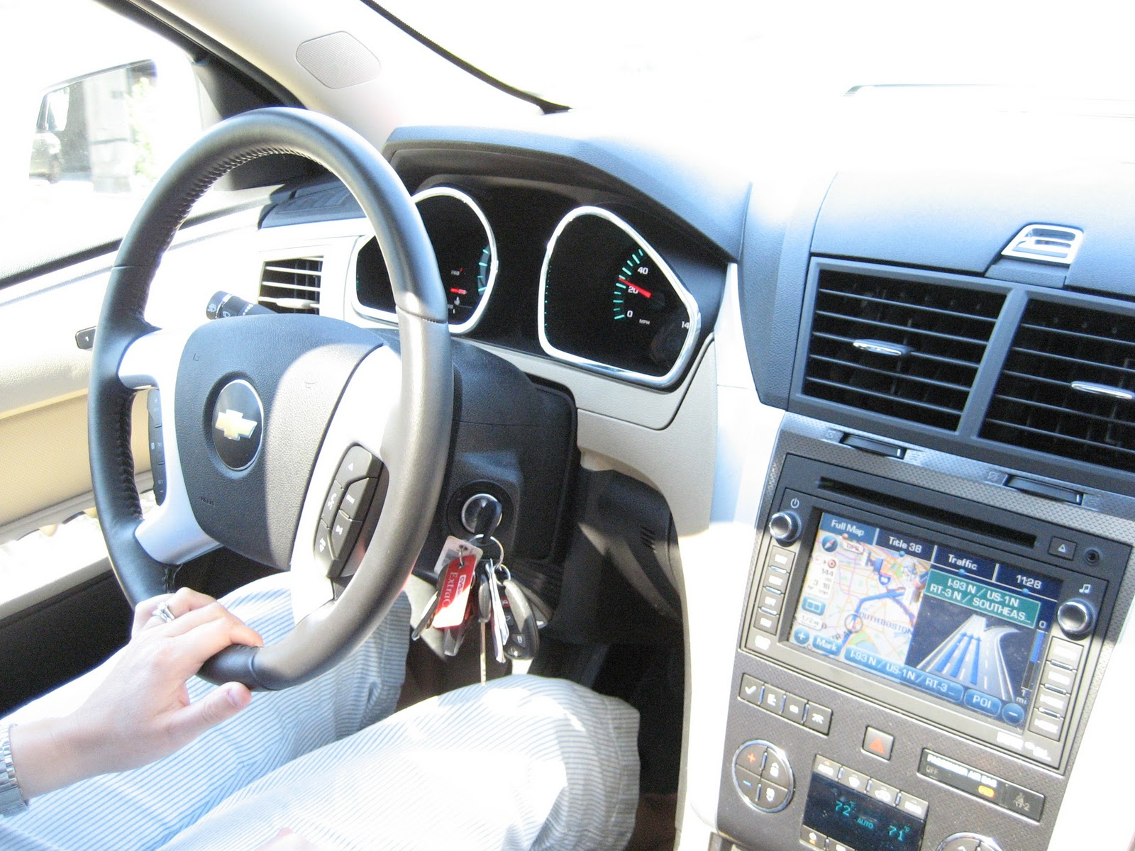 Ten Things I Love About OnStar   Stowed Stuff