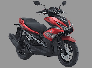 Gambar Yamaha Aerox 155 CC Terbaru 2017