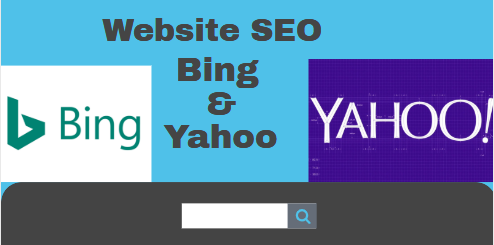 SEO Bing And Yahoo Search Engine