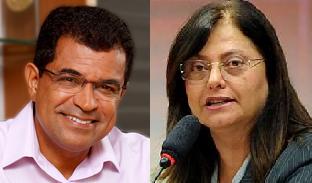 Resultado de imagem para Deputados Davidson Magalhães e Alice Portugal estão entre os baianos que receberam dinheiro sujo da JBS