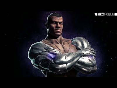 Jax Klassico - Mortal Kombat mobile