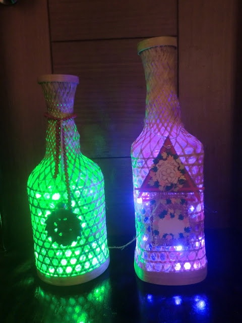 BottleLampsOnline by Etsy