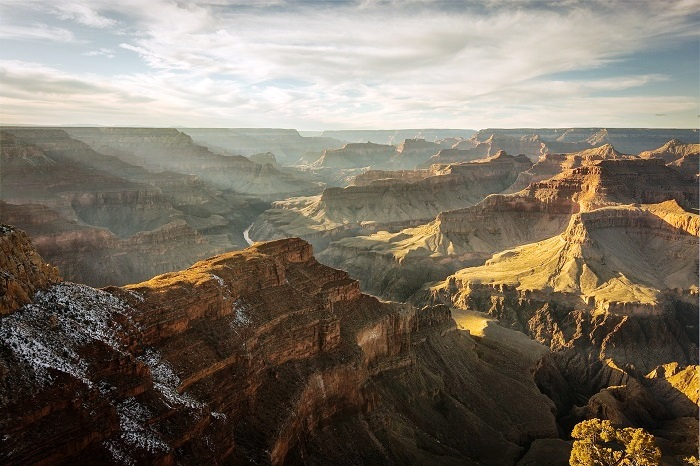 The Grand Canyon, Arizona, USA - One of the America's Most Spectacular Natural wonders