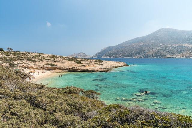 Crique de Trypiti-Donoussa-Cyclades