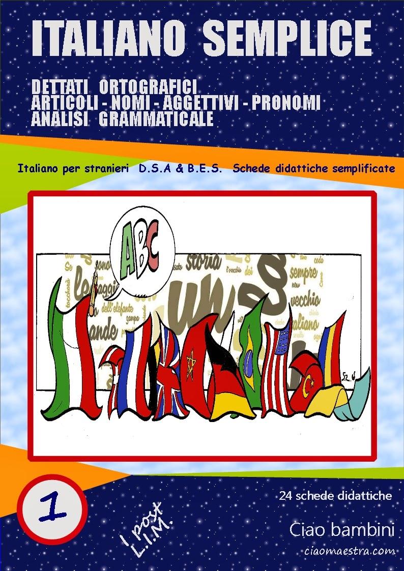 Ben noto Ciao bambini: ITALIANO PER STRANIERI PB85
