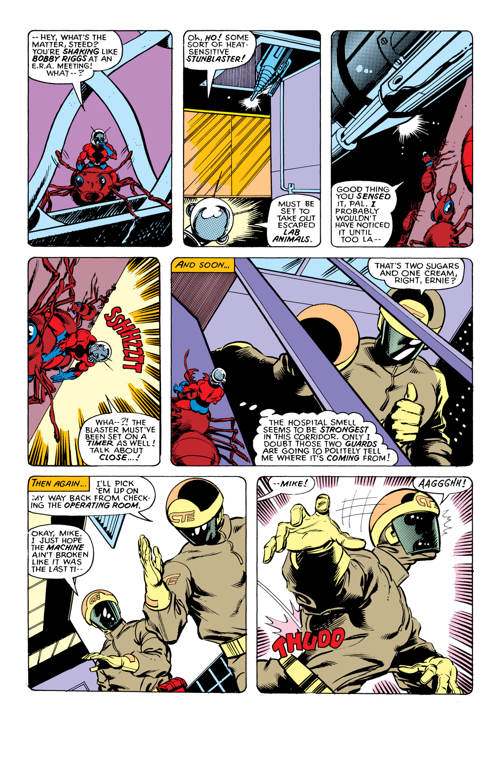 Read online Ant-Man comic -  Issue #Ant-Man _TPB - 16