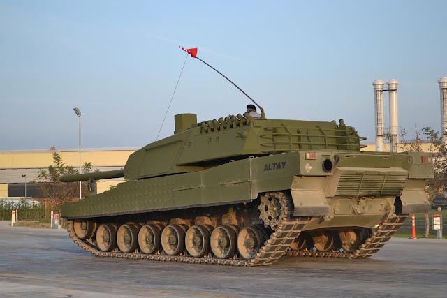 Yerli ve milli tank