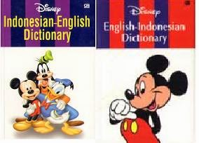English Indonesia Dictionary Disney