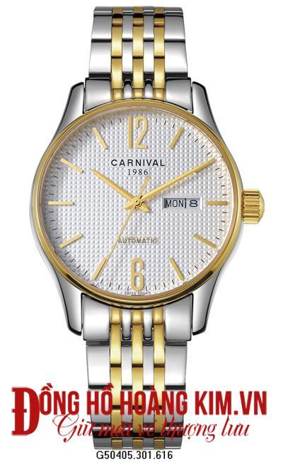 Đồng hồ nam Carnival 1986