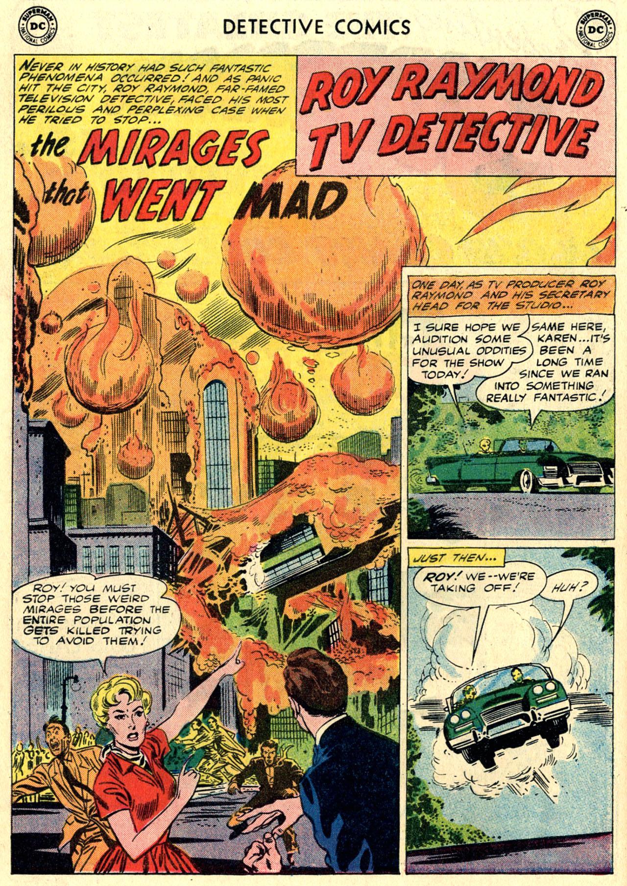 Detective Comics (1937) 282 Page 17