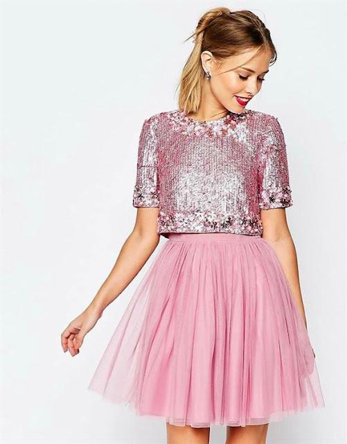 Crystal Maxi Dress Fashion Nova