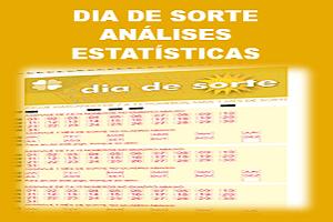 Dia de sorte 89 análises estatísticas comportamento das dezenas