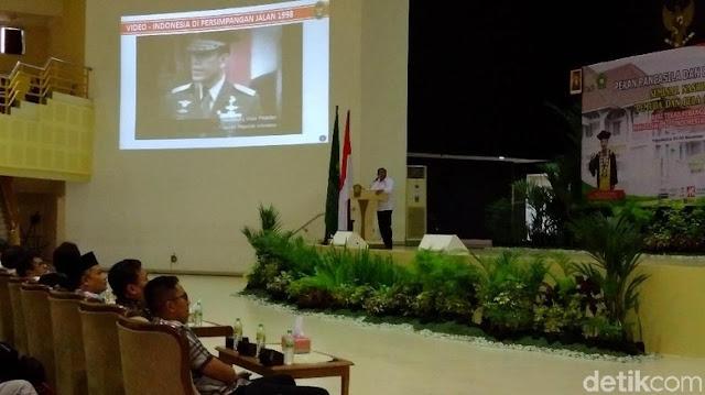 Kata Wiranto: Banyak yang Nggak Tahu, Pak SBY dulu Anak Buah Saya