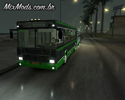 gta sa simulador de ônibus