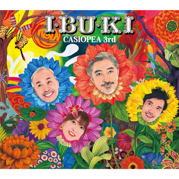 [Album] CASIOPEA 3rd – I・BU・KI – (2016.07.27/MP3/RAR)