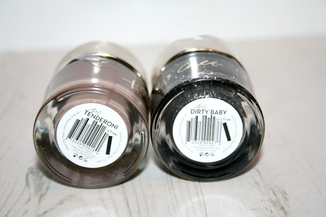 Smith and Cult Nail Polishes
