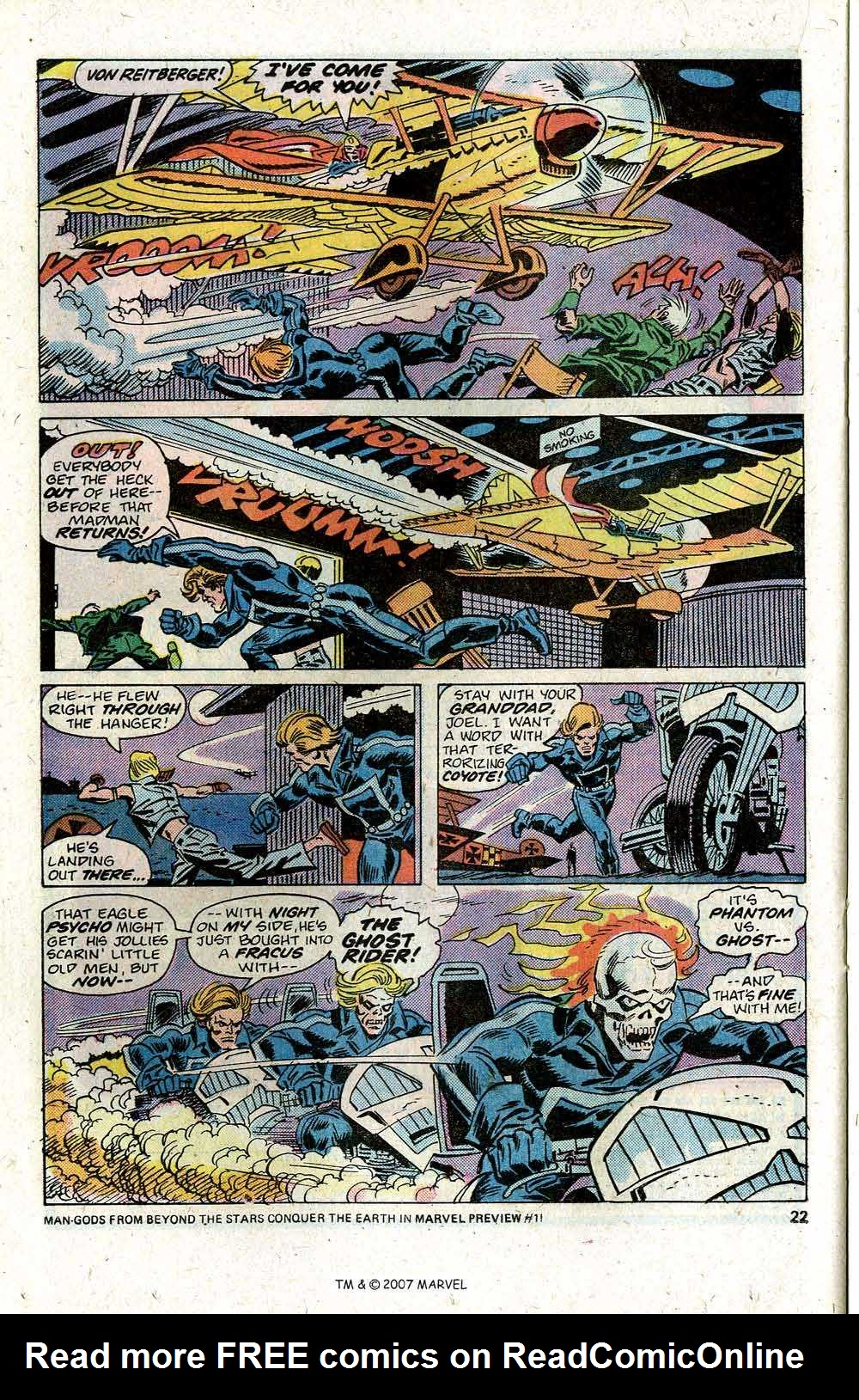 Ghost Rider (1973) Issue #12 #12 - English 24