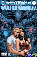 DC Renascimento: Mulher Maravilha #9