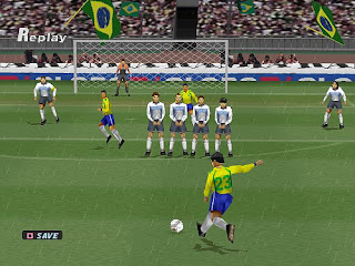 Winning Eleven 4 (ISS Pro Evolution) - Jogo PS1