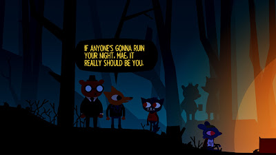 Night in the Woods Game Screenshot 1