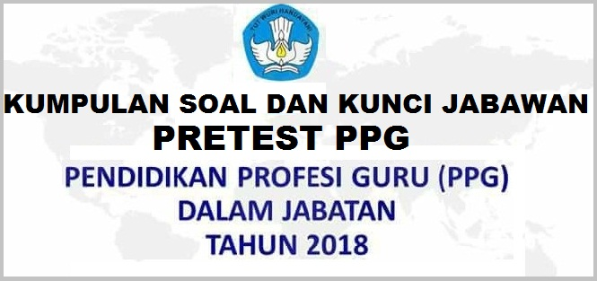 Image result for latihan pretest ppg 2018