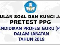 Download Soal Latihan Post Test PKB 2018/2019 Semua Jenjang