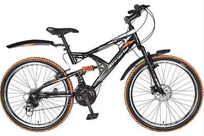 Hero RX2 26T 21 Speed Sprint Cycle with Disc Brake
